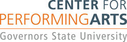 GSU Center for Performing Arts logo